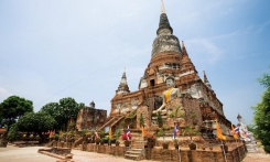 Read more Ayuttaya- ancient capital of Siam