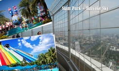 Read more Siam Park and dinner at the Sky Bayok