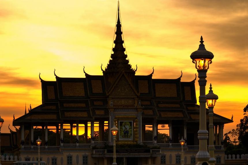 Phnom Penh Tour 2 days, 3* without breakfast