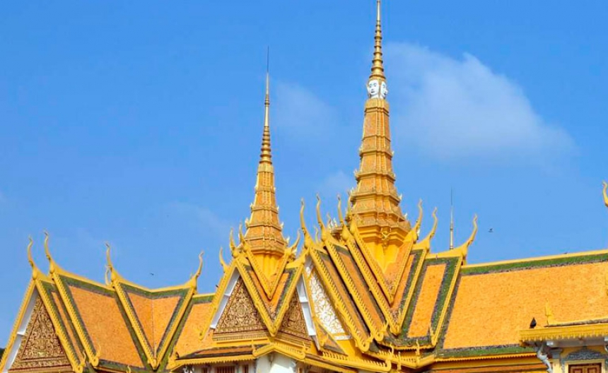 Phnom Penh Tour 2 days, 3 * without breakfast (№3)