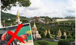 Read more Tropical Garden Nong Nooch without two shows