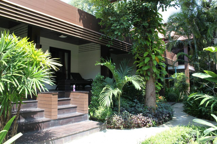 Ko Samet 2 days VIP, 3 * hotel (full board)