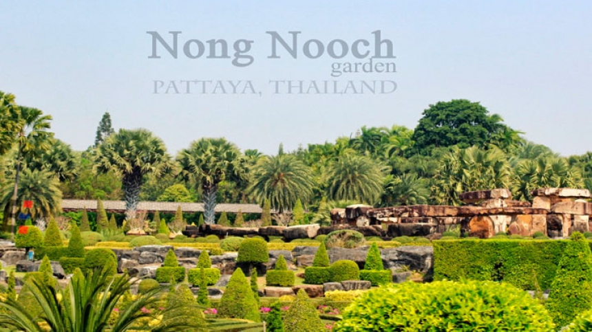Nong Nooch Tropical Garden day