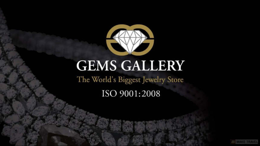 Gems Gallery - a large jewelry store
