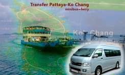 Read more Koh Chang ferry transfer one way