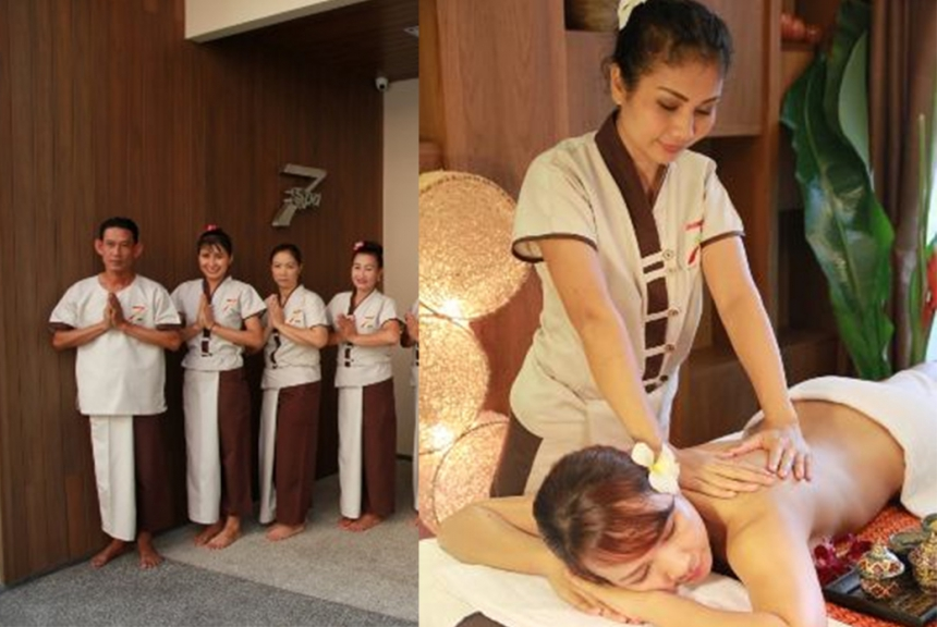 7SPA Best Spa Salon in Pattaya