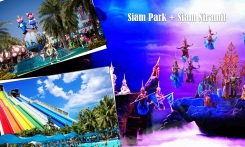 Read more Siam Park and show Siam Niramit with a buffet