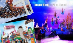 Read more Dream World and Siam Niramit show with a buffet table