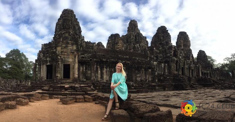 Экскурсия Камбоджа из Паттайи